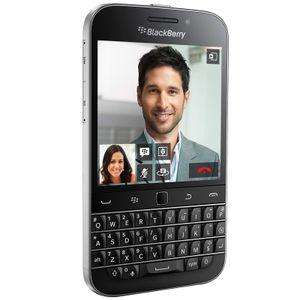 BlackBerry Classic 16GB 4G Schwarz - Smartphone - Barren - 8 MP 16 GB