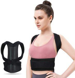Haltungskorrektur Rücken Geradehalter für Herren Damen und Kinder, für starke Unterstützung,Rückenstabilisator Größenverstellbar