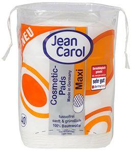 Jean Carol Duo Pads Natural Care, Maxi oval, 10er Pack (10 x 40 Stück)