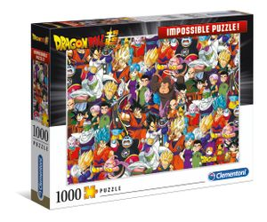 Clementoni 39489 Dragonball 1000 Teile Puzzle
