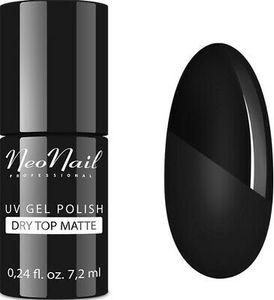 NeoNail 6110-7 UV Nagellack 7,2 ml Dry Top Matte MANIKÜRE