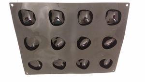 Pavoflex 'ZEN', Silkon, 40x30cm, Matte zur Herstellung von Desserts in Steinform