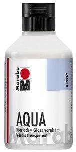 Marabu Acryllack Klarlack AQUA 250 ml