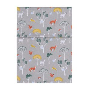 Baby's Only Baby Bettlaken Forest - Waldmuster - 80x100 cm