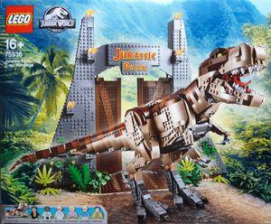 LEGO® Jurassic World™ 75936 Jurassic Park: T. Rex' Verwüstung NEUMISB