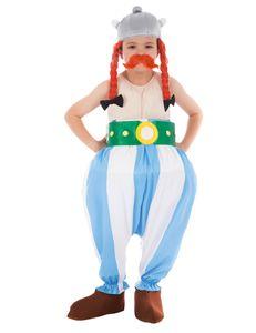 Kinder Kostüm Obelix deluxe, Größe:140