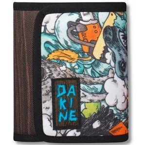 Dakine Geldbörse DIPLOMAT Braun-Weiß 8820130-474 Geldtasche Geldbeutel