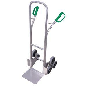 Aluminium Treppenkarre Hemmdal PRO - Mobile Alu Sackkarre 200 kg Treppensteiger