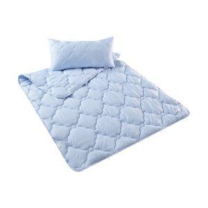 Bett-Set Lavendel Kopfkissen + Bettdecke 80x80 + 135x200 cm   Aromatherapie