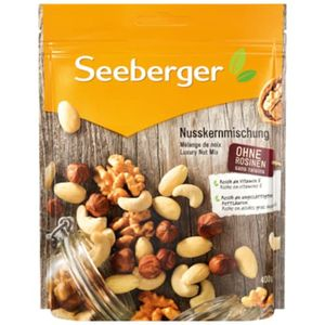 Seeberger Nusskernmischung (400 g)