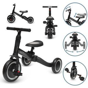 ib style® Loki 4 in 1 Multifunktions Dreirad | Laufrad | Balance Fahrrad | 1-5 Jahre | Bis 25kg