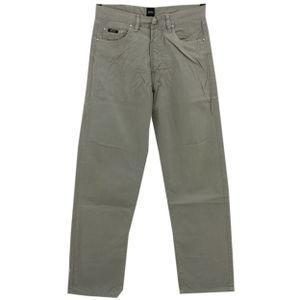 #5522 Hugo Boss, Arkansas ,  Herren Jeans Hose, Denim ohne Stretch, grey, W 33 L 32