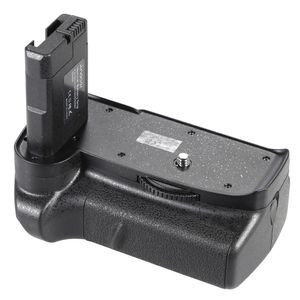 Andoer BG-2F Grip vertikale Batteriehalter fuer Nikon D3100 D3200 D3300 DSLR Kamera EN-EL 14 Akku