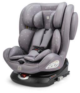 Osann ENO360 Kinderautositz Gruppe 0+/1/2/3 (0-36 Kg) Reboarder bellybutton Affe…