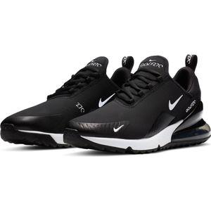 Nike NIKE AIR MAX 270 G GOLF SHOE BLACK/WHITE-HOT PUNCH BLACK/WHITE-HOT PUNCH 45.5