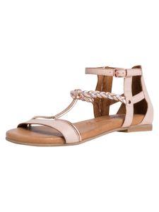 Tamaris Damen Sandale Rosa 1-1-28043-26 weit Größe: 39 EU