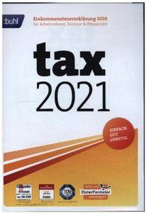 T@X STANDARD 2021 - CD-ROM DVDBox