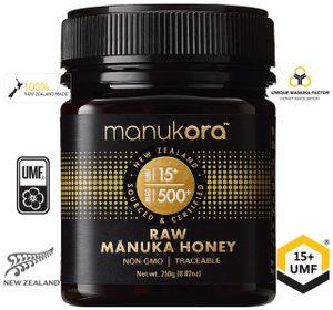 Manuka Honig Umf® 15+ Manukora / 250G Manukahonig