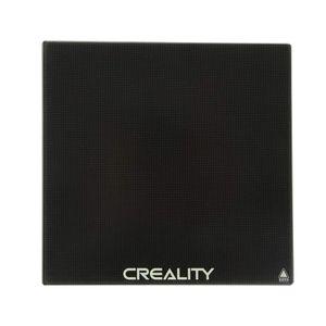 Creality 3D-Drucker-Plattformen Verbesserte , gehärtetes Glas, beheizte Bett-Glasplatte, 235 x 235 x 4 mm, für Ender 3 Hot Bed