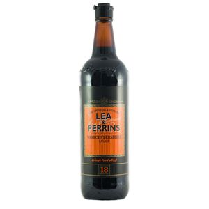 Lea und Perrins Worcestershire Sauce traditionelle Würzsauce 568 ml