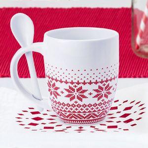 Tasse mit Löffel (370 ml) 145193