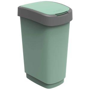 ECO Swingeimer 50 l TWIST , Farbe:Grün