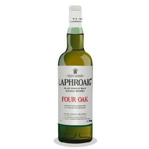 Laphroaig Four Oak Islay Single Malt Scotch Whisky 1,0l, alc. 40 Vol.-%