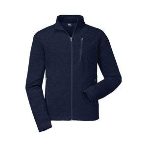 SCHÖFFEL Fleece Jacket Monaco1 NAVY BLAZER NAVY BLAZER 58