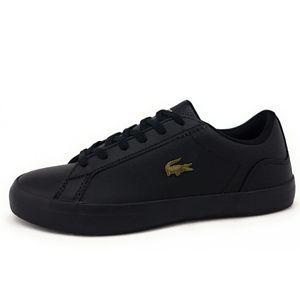 Lacoste Lerond Damen Sneaker in Schwarz, Größe 41