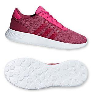 adidas Sneaker Lite Racer Gr.1,5 [33 1/2] real magenta (B75701)
