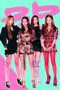 GBeye Black Pink BP Poster 61x91.5cm.