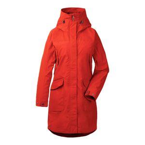 Didriksons Agnes Women's Coat 3 ember red - Regenmantel, Größe_Bekleidung_NR:36, Didriksons_Farbe:ember red