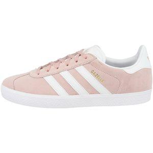 adidas Originals Gazelle J Damen Sneaker Pink Schuhe, Größe:38