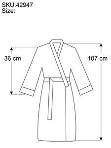 Kimono im Japan Style, Oversize Kimono Mantel, Kimonokleid - Rot, Damen, Baumwolle,Baumwolle, Lange & Midi-Kleider