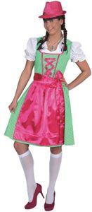 Gr. 42 Dirndl Marie Kleid,Schürze Kostüm