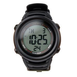 TIS stoppuhr Pro Armbanduhr 10 patch schwarz