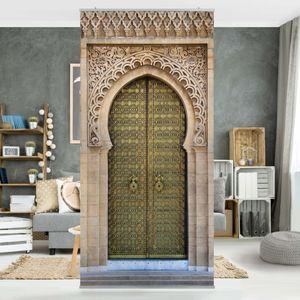 Raumteiler - Oriental Gate 250x120cm, Aufhängung:ohne Halterung