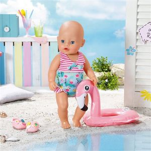 ZAPF CREATION Baby Born Holiday Schwimmspaß Set 43cm 0 0 STK