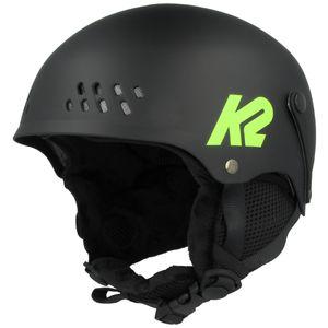 K2 Sports Europe Helm schwarz XS