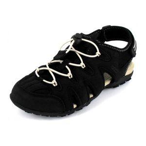 Geox Sandale D SAND. STREL Größe 39, Farbe: BLACK