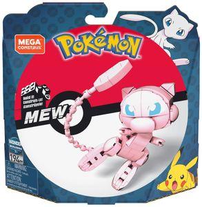 Mega Construx Pokémon Medium Pokémon Mew