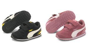 Puma St Runner SD v2 V Inf Baby Sneaker Retro, Größe:EUR 25 / UK 8 / 15.5 cm, Farbe:Pink (Foxglove)