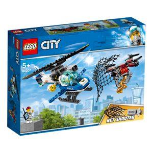LEGO® City Polizei Drohnenjagd, 60207