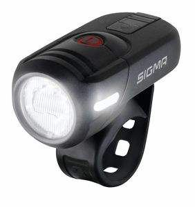 LED-Akku-Frontleuchte Aura 45 USB