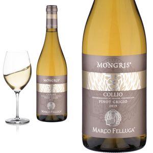 2019 Collio Pinot Grigio Mongris von Marco Felluga - Weißwein
