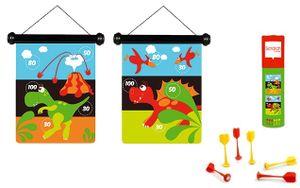 Scratch Spiel: Magnetic Darts Dinosaurier