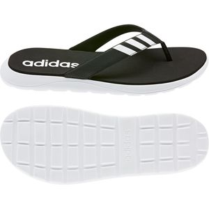 Adidas Comfort Flip Flop Cblack/Ftwwht/Cblack 46