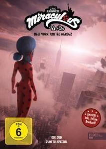 Miraculous - Abenteuer in New York. United Heroez. (Limited Edition)