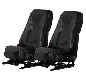 2 Stück Werkstattschoner Sitzschoner Sitzbezug Schonbezug
