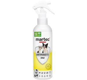 martec PET CARE 250ml Insektenspray für Katzen und Hunde  Parasitenspray gegen Flöhe Zecken Milben